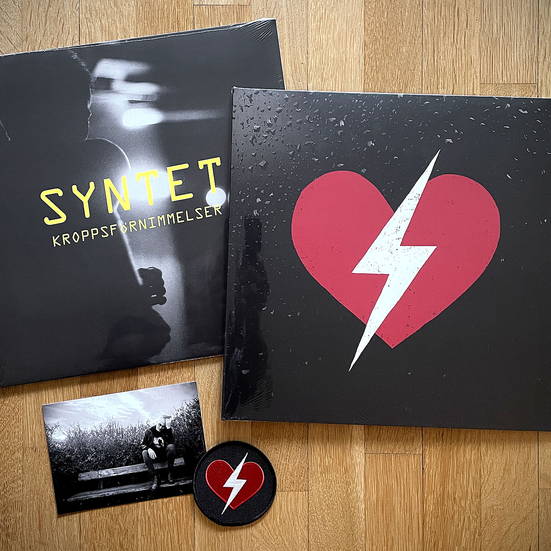 Syntet EP + LP