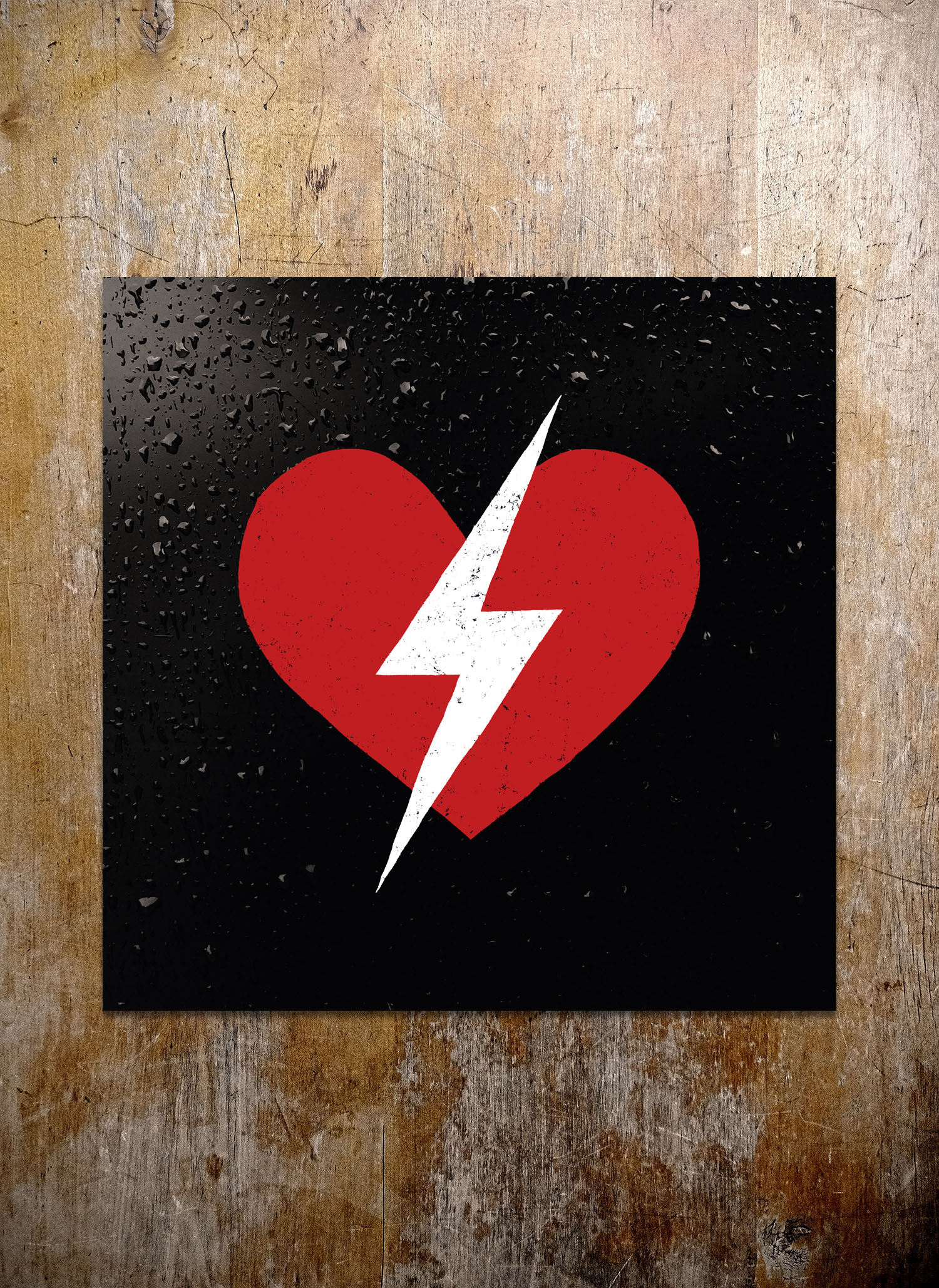 Syntet Hjärtats slag LP
